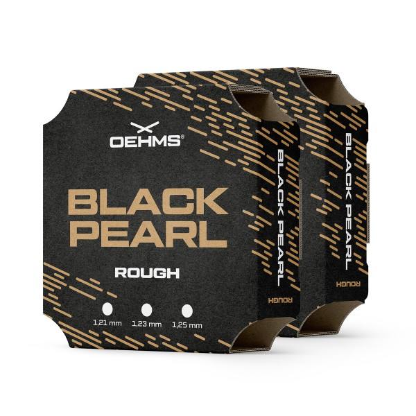 Black Pearl Rough AKTION: 2x120m