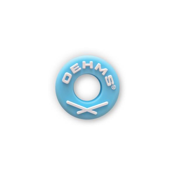 Saiten-Dämpfer O-Ring Hellblau
